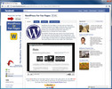 Wordpress for Fanpage