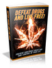 Defeat Drugs And Live Free PLR MRR