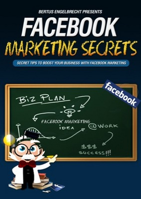 Product picture Facebook Marketing Secrets..... Great Course