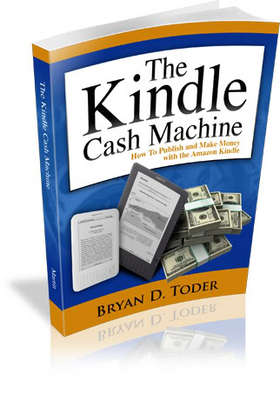 Product picture The Kindle Cash Machine - Publish On The Amazon Kindle