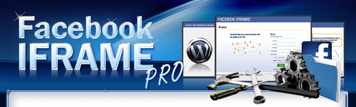 Product picture Facebook Iframe Pro Comes with Master Resale Rights