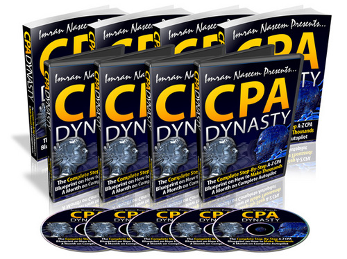 Product picture CPA Dynasty PLR MRR